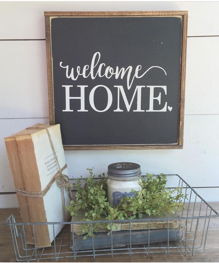 25 best welcome home signs ideas on pinterest for Diy welcome home decorations