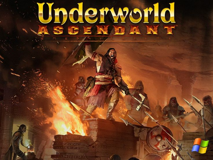 Underworld Ascendant - The Next Ultima