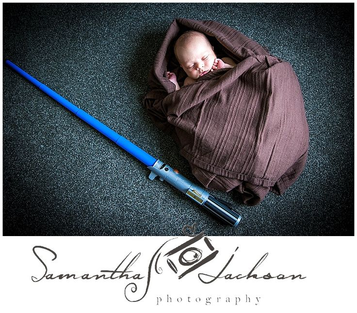 Newborn session at clients home www.samanthajacks... Professional Cape Town Newborn Photographer Studio based in Cape Town, Table View. Lifestyle newborn sessions - all natural light and natural poses. Star wars setup