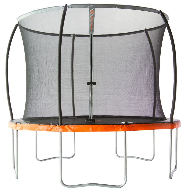 10'ft. Trampoline & Safety Net Enclosure Combo
