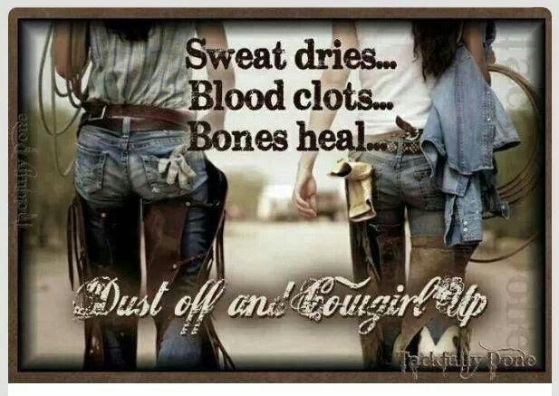 cowgirl tough