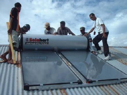 Service Solahart Jakarta Selatan Kami Dari CV. Davinatama Service Menyediakan Jasa Perbaikan Pemanas Air SOLAHART SERVICE & PENJUALAN Pemanas air solar water heater tenaga matahari khususnya SOLAHART  CV. Davinatama Service Nomer Telpon: +6221 34082652 Fax : +6221 48702925 Melayani : Jabodetabek Email: davinatama@yahoo.com
