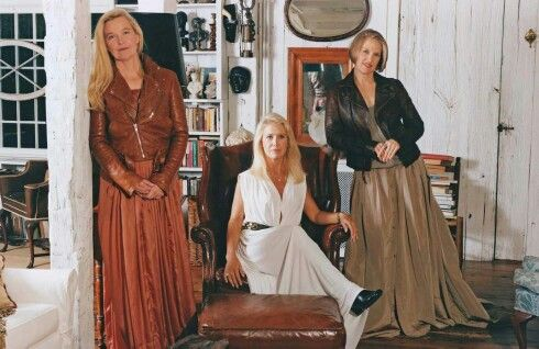 Paul Newman's Daughters Stephanie, Susan Kendall, and ...
