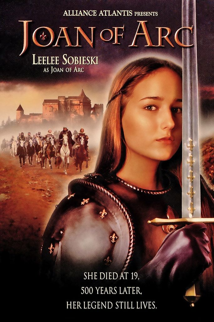 [Tirages meilleure au sein de 35 x 53 cm]  [Prints best within 35 x 53 cm / 13 x 20 inches]  Joan of Arc starring Leelee Sobieski was first broadcast on CBS, Sunday May 16, 1999.  CHECK THIS   Codi von Richthofen, for: Saint Joan of Arc Superstar ©: