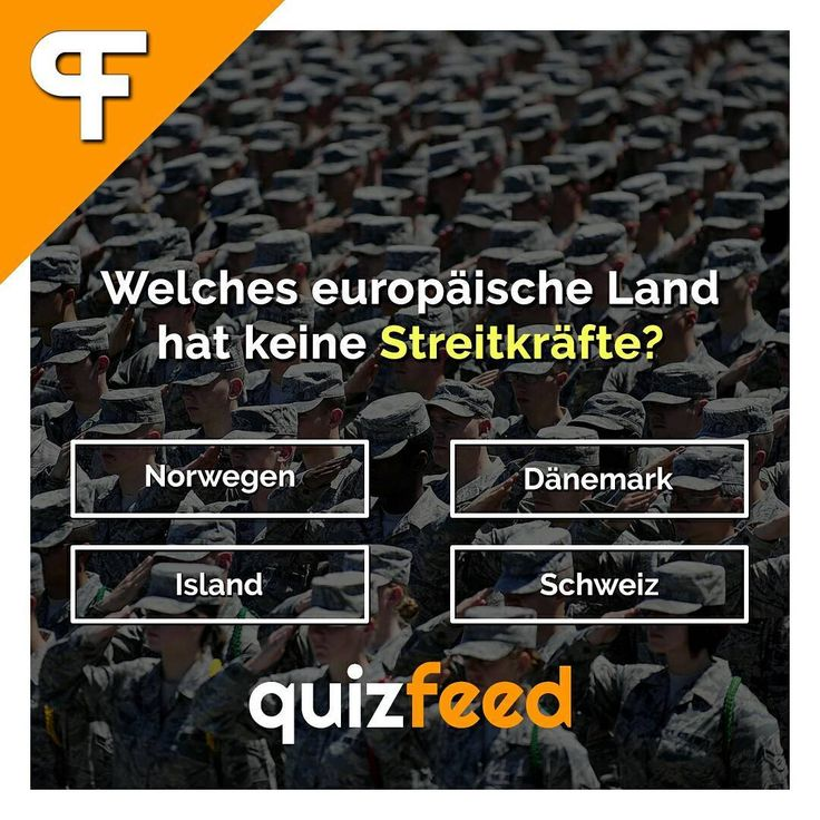 Welches europäische Land hat keine Streitkräfte? Norwegen, Dänemark, Island, Schweiz  Wische, um die Antwort zu erfahren. . #armee #Europa #quiz #frage #norwegen #dänemark #island #schweiz
