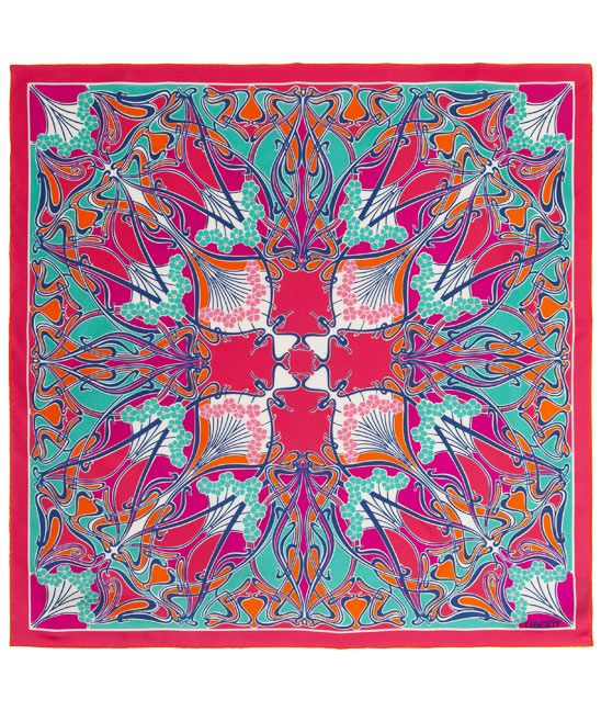 I am pretty thrilled to have come across Liberty of London's youtube  channel, the highlight of which is stylist Lauranne Plat's  how-to-tie-a-scarf series. Turbans, bags, bow-ties - she's brilliant, and  super cute to boot. Check out the channel here, and Liberty's new range,  above. HF.