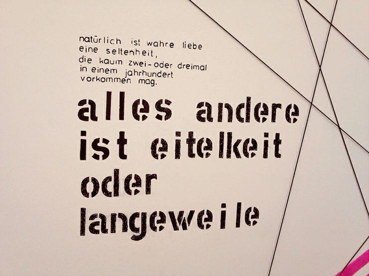 Kati von Schwerin, Künstlerin über wahre Liebe, Art Work & Words about true love