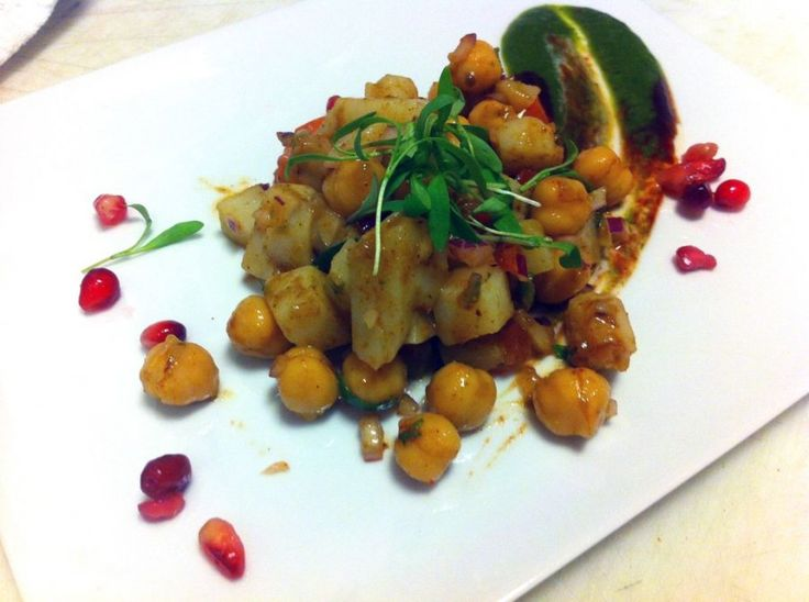 Chaat is a popular street food and snack in India that's vegetarian, gluten-free and outrageously tasty.