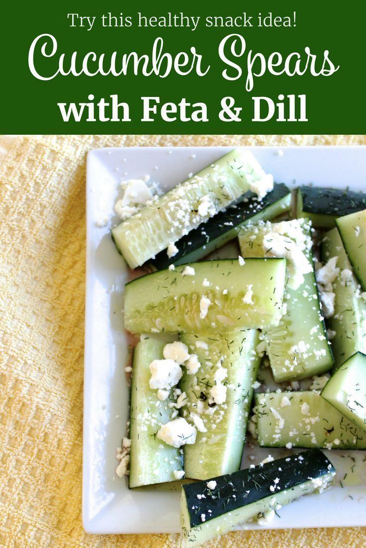 Gurkensalat mit Feta und Dill   – Naschkatze – #Dill #Feta #Gurkensalat #mit #Na…