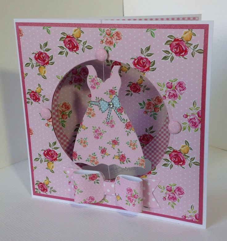 Card designed by Emma Williams using our Paper Artistry kit.  Kitsch double sided papers, Kitsch die cuts and double sided Candi.