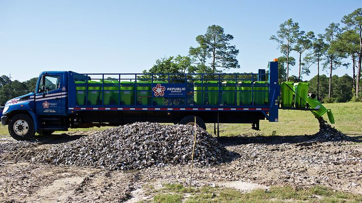 A partnership between a nonprofit and a waste-management company in Mobile, Alabama has already diverted 2.8 million oyster shells from landfill.
