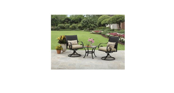 44 best images about patio ideas on pinterest pewter for Better homes and gardens englewood heights chaise lounge