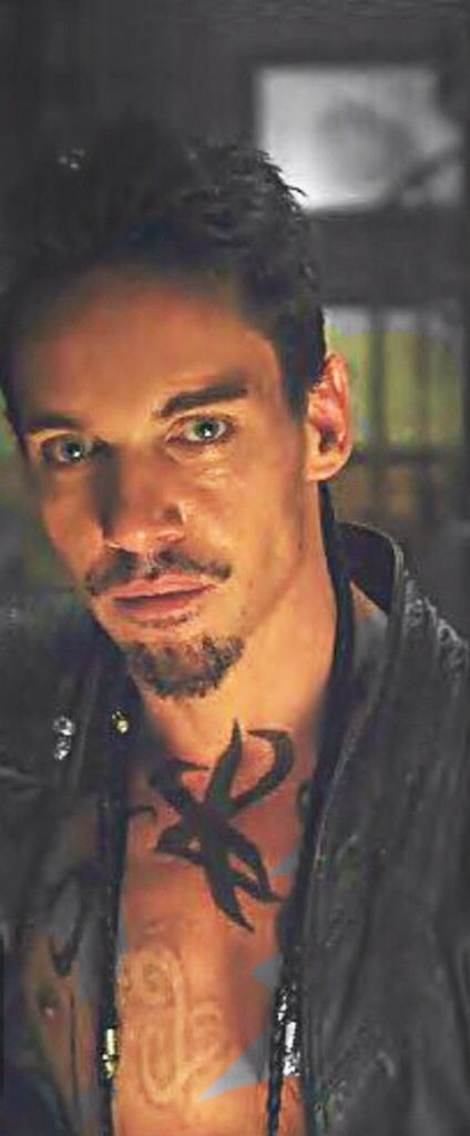 Jonathan Rhys Meyers ... The Mortal Instrument City Of Bones.