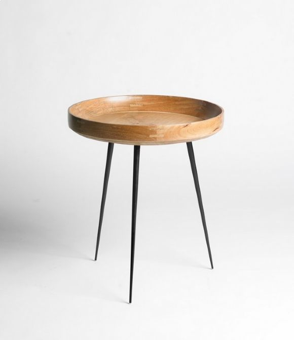 Mater Bowl table -Mater sofabord- Bowl Table