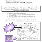 A compare and contrast example for the the book Ruthie and the (Not So) Teeny Tiny Lie by Laura Rankin. Just a small example of what is in the skil...