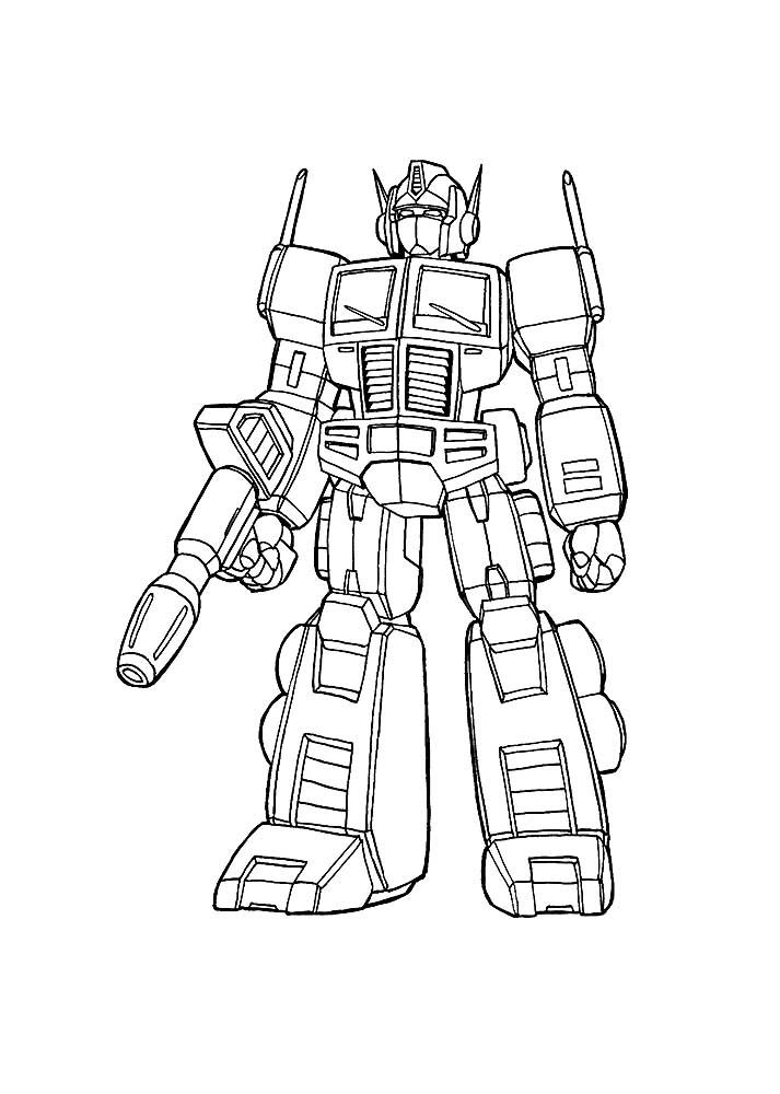 Raskraska Optimus Prajm 50 Foto Shutniki Club In 2020 Transformers Coloring Pages Coloring Pages Cute Coloring Pages