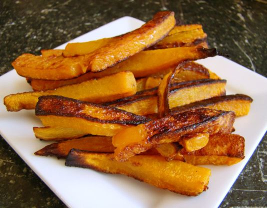 online cap shopping Butternut Squash Fries Recipe   Low cholesterol Food com