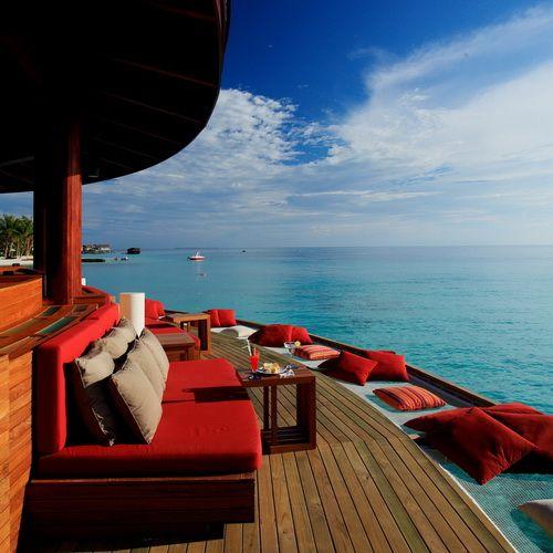 Centara Ras Fushi Maldives-Living Social_ approx $3500 for r/t air, 2 nts in Dubai and 5 nts in Maldives (June 2015-offer for dates thru Dec.)