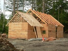 How to Build a Little Cabin and  thumbnailhttp://www.ehow.com/way_5494582_cheapest-way-build-cabin.html