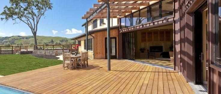Die besten 25+ Garapa terrassendielen Ideen auf Pinterest - terrassenbelage holz terrassendielen