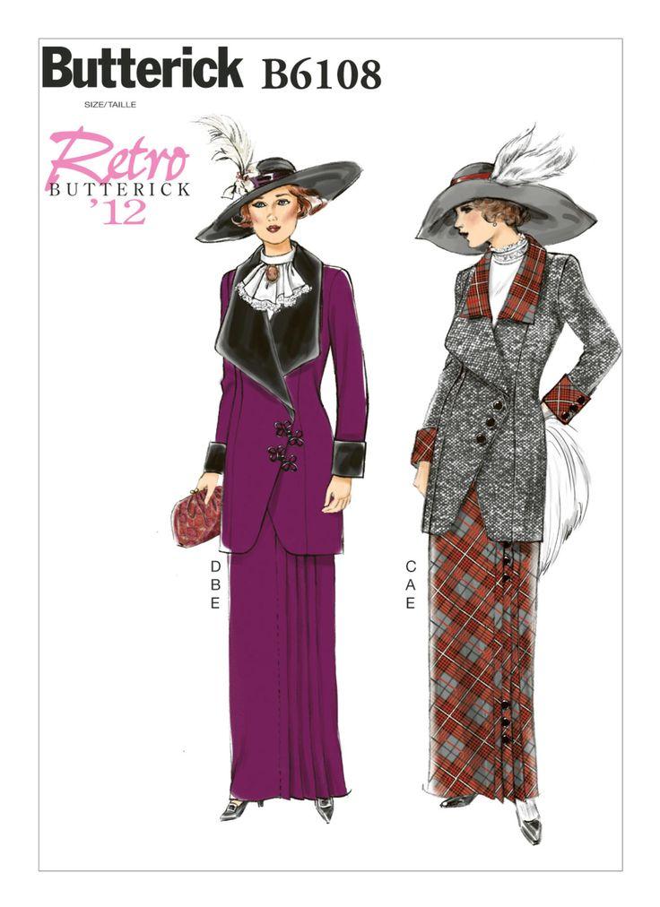 Mejores 72 imágenes de Costume Patterns For Sale, Thornchyld\'s ...