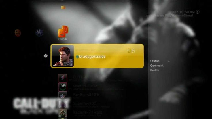 New Black Ops 2 PS3 Background - YouTube
