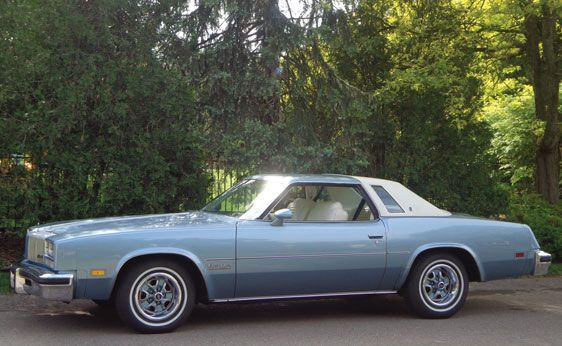 1976 oldsmobile cutlass salon coupe the best selling car for 1976 cutlass salon