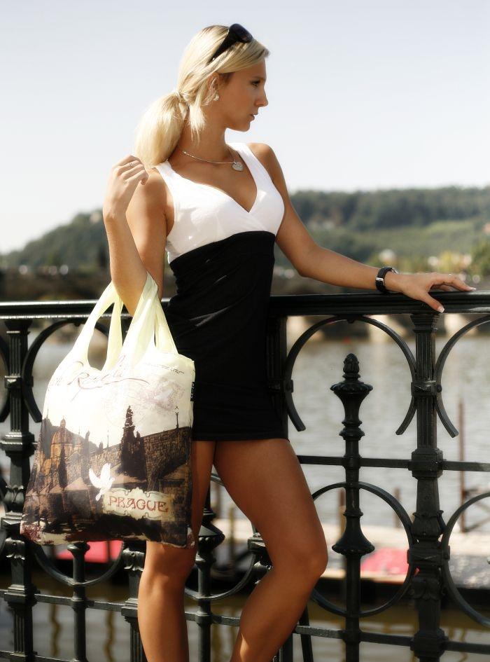 Prague 2 - ecologic bag from ECOZZ #ecozz $9.95