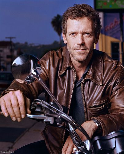 Hugh Laurie │Dr. House - #HughLaurie   OK LADIES....if any of you have blood running through your veins....you have to admit that HUGH LAURIE is...well..you know...HOT!  If he really was Dr. House....and not just playing a role...I'd make him MY doctor...LOL.