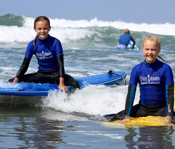 san diego surf school surf lessons and surf camps