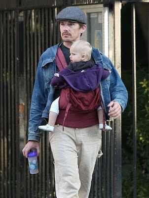 15 Best Images About Babywearing Celebrities On Pinterest