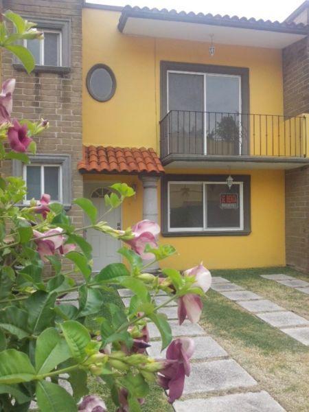 Preciosa casa en condominiohorizontal estilo mediterráneo solo 7 casas 200 m2 c…