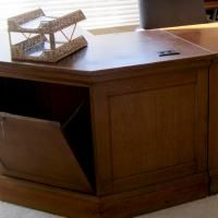 Gaylord Brothers Antique Oak Library Circulation Table antique appraisal | InstAppraisal