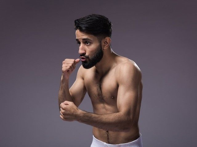 Result: Qais Ashfaq becomes fifth Team GB boxer to suffer Olympic elimination in Rio