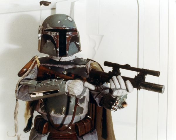 There's a BOBA FETT movie coming your way