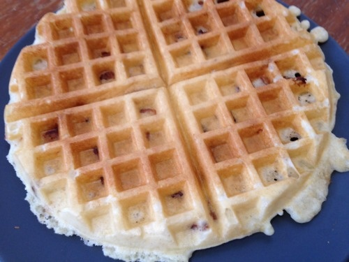 ... cook it | Pinterest | Bacon Waffles, Brown Sugar Bacon and Waffles