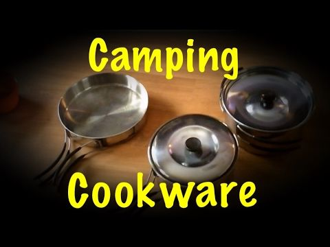 Stackable Cookset - YouTube