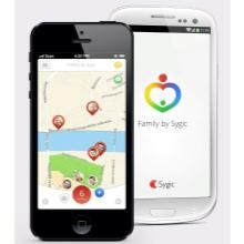 Family by @Sygic: Keep your kids & family safe with Family by Sygic. For both Andoid and iOS, the Family by Sygic app lets families share location safely using your Smartphone. With Family by Sygic parents can see real-time location of their kids and set-up Safe and Unsafe zones to be notified when kids, leave or enter these zones with Geofence technology!