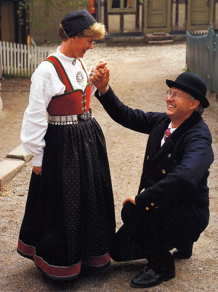 FolkCostume&Embroidery: Overview of Norwegian Costumes. Part 1, the…