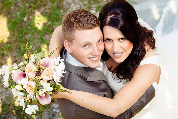 Bruiloft Leroy en Anne