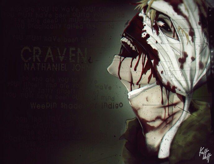 Craven pentagram Alchemist kattlett