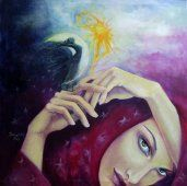 Undeva, Candva  by Donna Costras