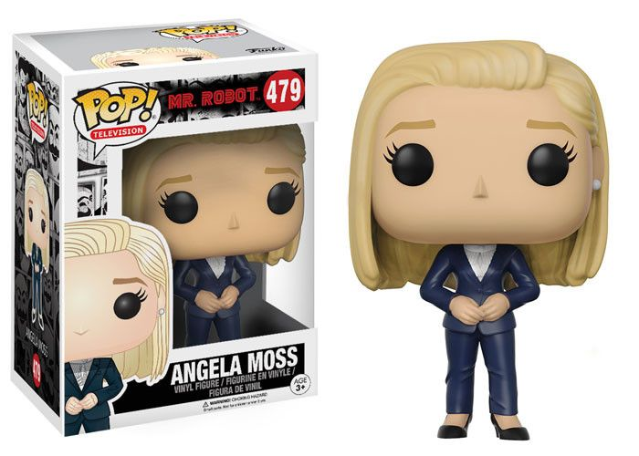 PRE-ORDER: Funko Pop Television: Mr. Robot - Angela Moss (May 2017)