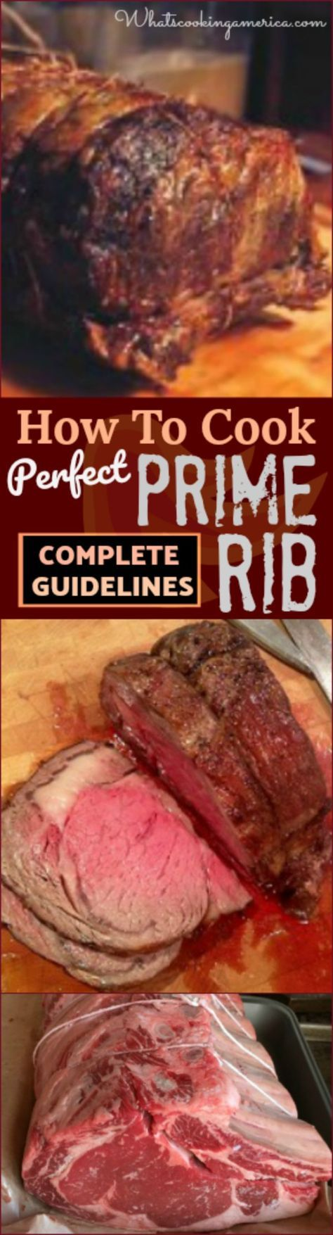 A complete resource guide including purchasing, preparing, internal meat temperatures and cooking times.