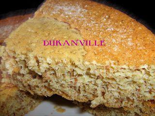 DukanVille Ricette Dukan: TORTA ALLA VANIGLIA