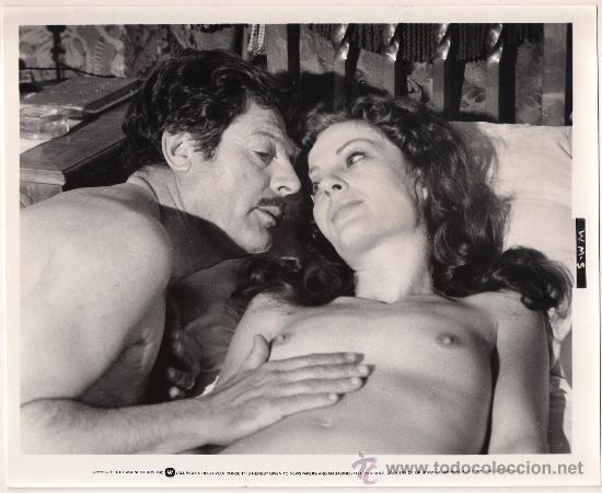 Laura Antonelli & Marcelo Mastroiani