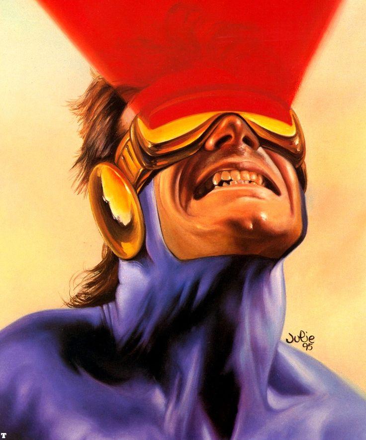 Cyclops by Julie Bell                                                       …