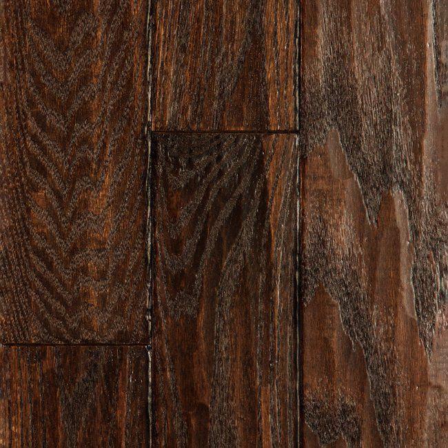 3 4 x 5 buckskin mountain oak handscraped virginia for Virginia mill works flooring