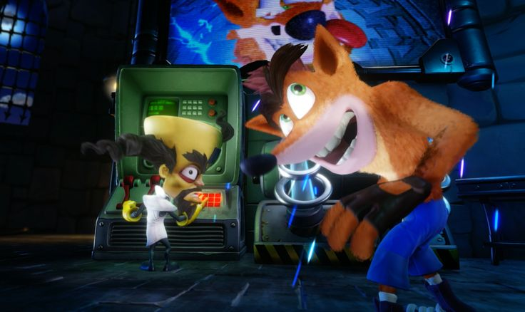 The First 15 Minutes of Crash Bandicoot (Captured in 4K) We take a look at the opening of the game that started it all now remastered for the Playstation 4. (Excluding loading screens.) June 29 2017 at 07:00PM  https://www.youtube.com/user/ScottDogGaming