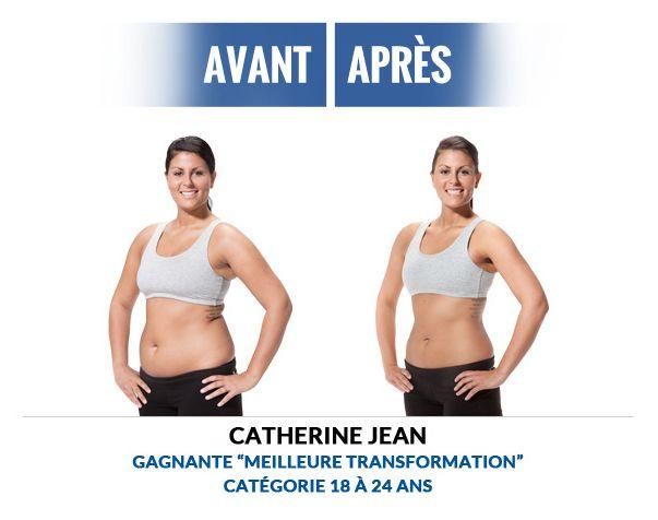 Transformation de Catherine Jean